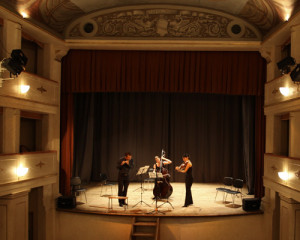 Concert - Schulhoff Concertina - Teatro degli Astrusi (Photo: Romain d'Ansembourg)