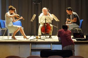 Rehearsal - Dahl Concerto a Tre