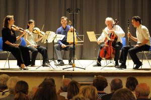 Concert - ready to play - Dvorak clarinet quintet
