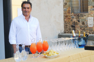 Aperitif with GianFranco