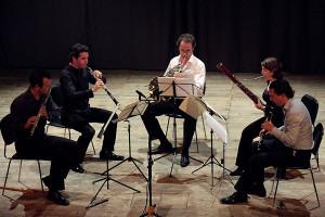 """Concert - Barber """"Summer Music"""" -Teatro degli Astrusi (Photo: Emelie Schäfer)"""