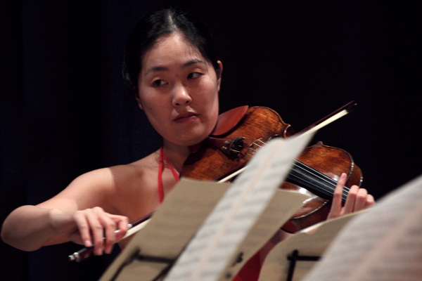Yoko Kanamaru (Photo: Emelie Schäfer)