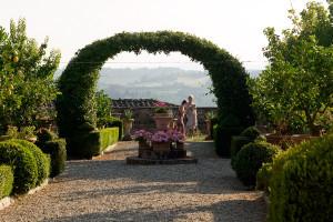Villa di Geggiano (Photo: Romain d'Ansembourg)