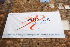 Musica Reale banner - Montalcino