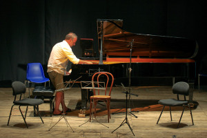 Frank tuning - Teatro degli Astrusi (Photo: Romain d'Ansembourg)