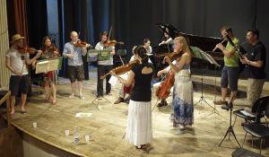 Rehearsal - Strauss Kaiser-Waltzer - Teatro degli Astrusi