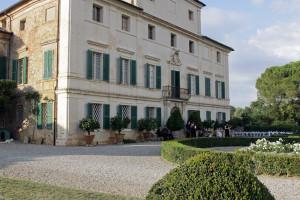 Villa di Geggiano (Photo: Ari de Kok)