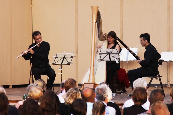 Concert - Jolivet Pastorales - Villa di Geggiano (Photo: Ari de Kok)