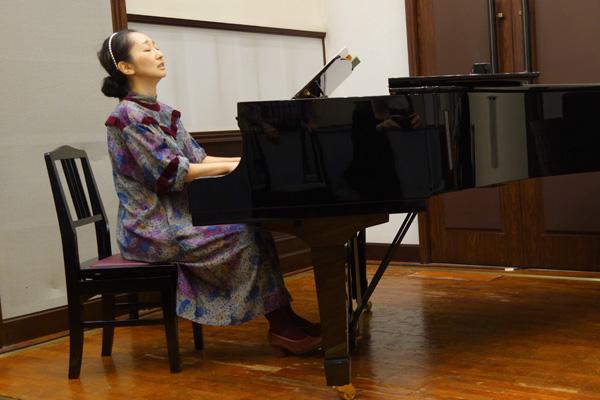 Rehearsal - Eri Hayase - Tokyo Yaesu Hall