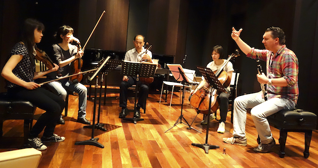 Rehearsal, Tokyo