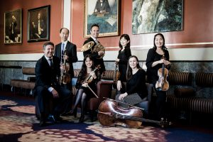 Musica Reale Musicians for concerts in Japan November 2017. Photo: Eduardus Lee