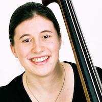 Georgina Poad - bass / contrabbasso