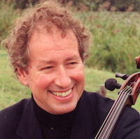 Godfried Hoogeveen - cello / violoncello