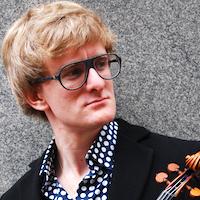Marc Daniel van Biemen - violin / violino