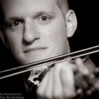 Michael Waterman - violin / violino