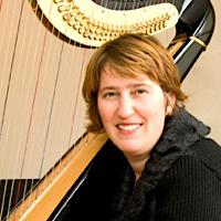 Petra van der Heide - harp / arpa