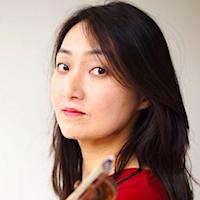 Tomoko Kurita - violin / violino