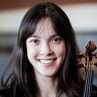 Sylvia Huang - violin / violino