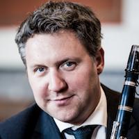 Arno Piters - clarinet / clarinetto